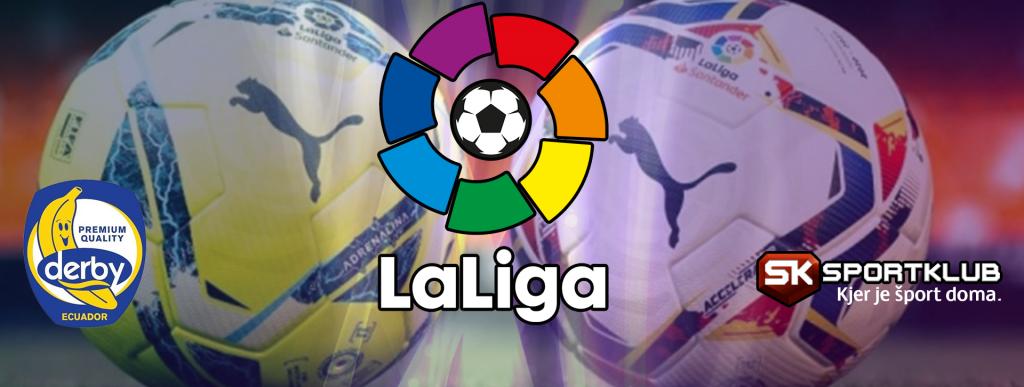 Sportklub Slovenija, Derby Bananas, La Liga