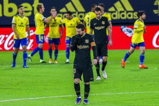 Cadiz Messi