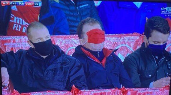 Arsenal navijač