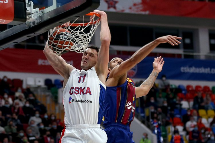 Mikhail Serbin/Euroleague Basketball via Getty Images