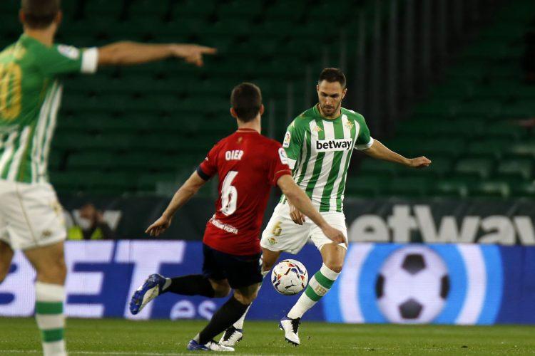 Real Betis - Osasuna