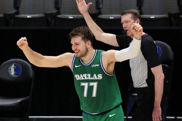 Luka Dončić, Dallas Mavericks