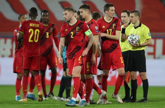 Belgija nogomet