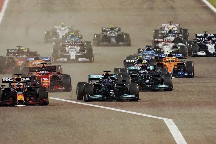 Photo by: Hasan Bratic/AP Images Formula 1