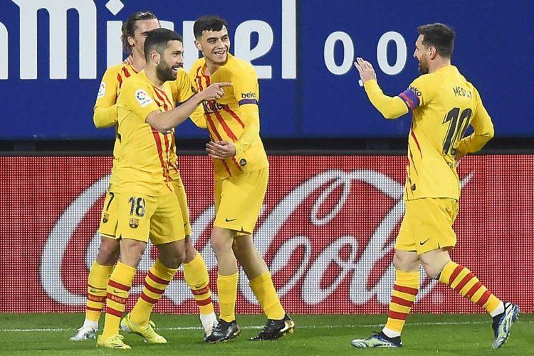 Osasuna Barcelona