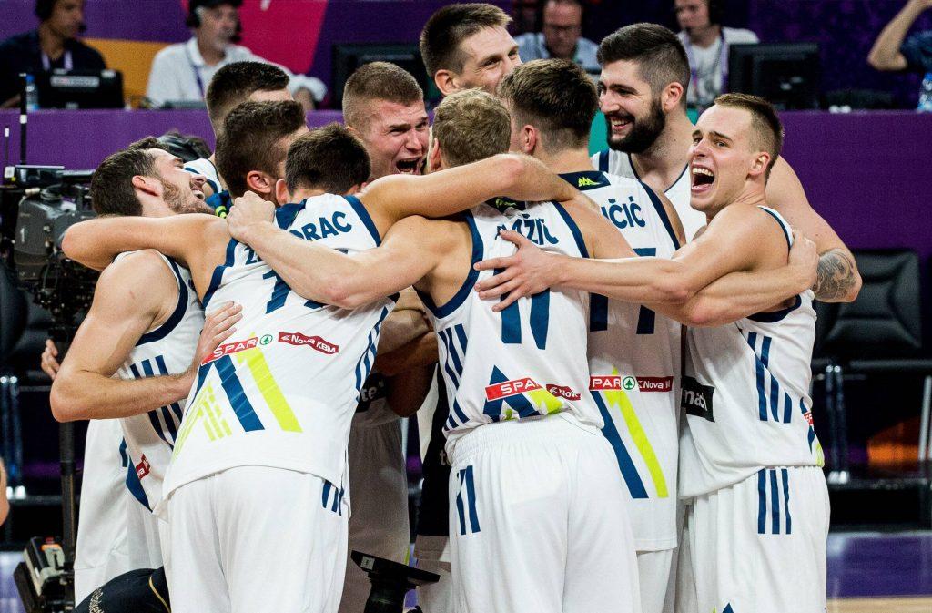 Slovenska košarkarska reprezentanca, Eurobasket 2017