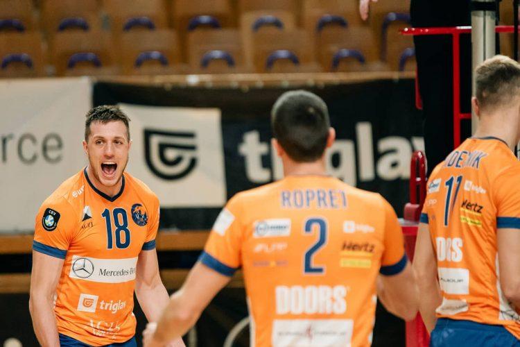 ACH Volley Ljubljana/Facebook