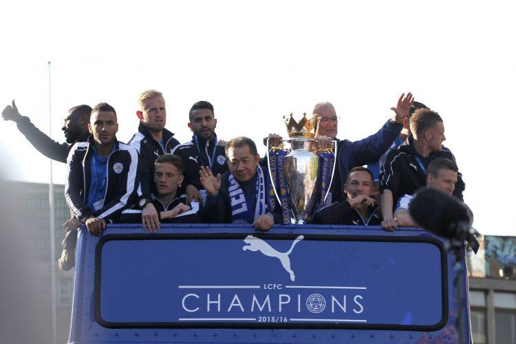 Leicester City, parada