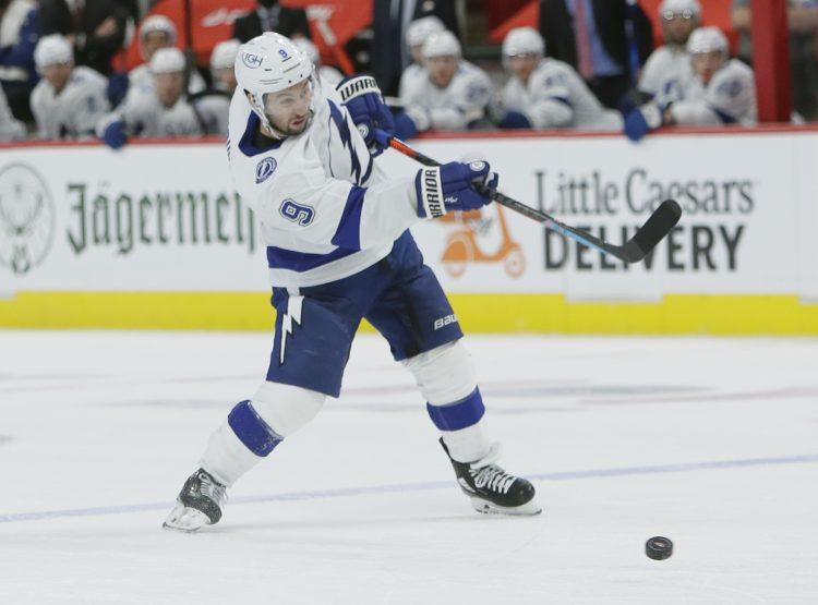 Tyler Johnson, Tampa Bay Lightning