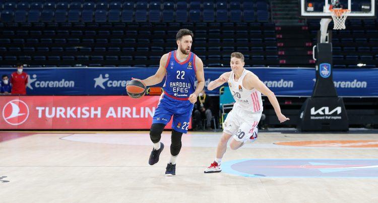 Aykut Akici/Euroleague Basketball via Getty Images