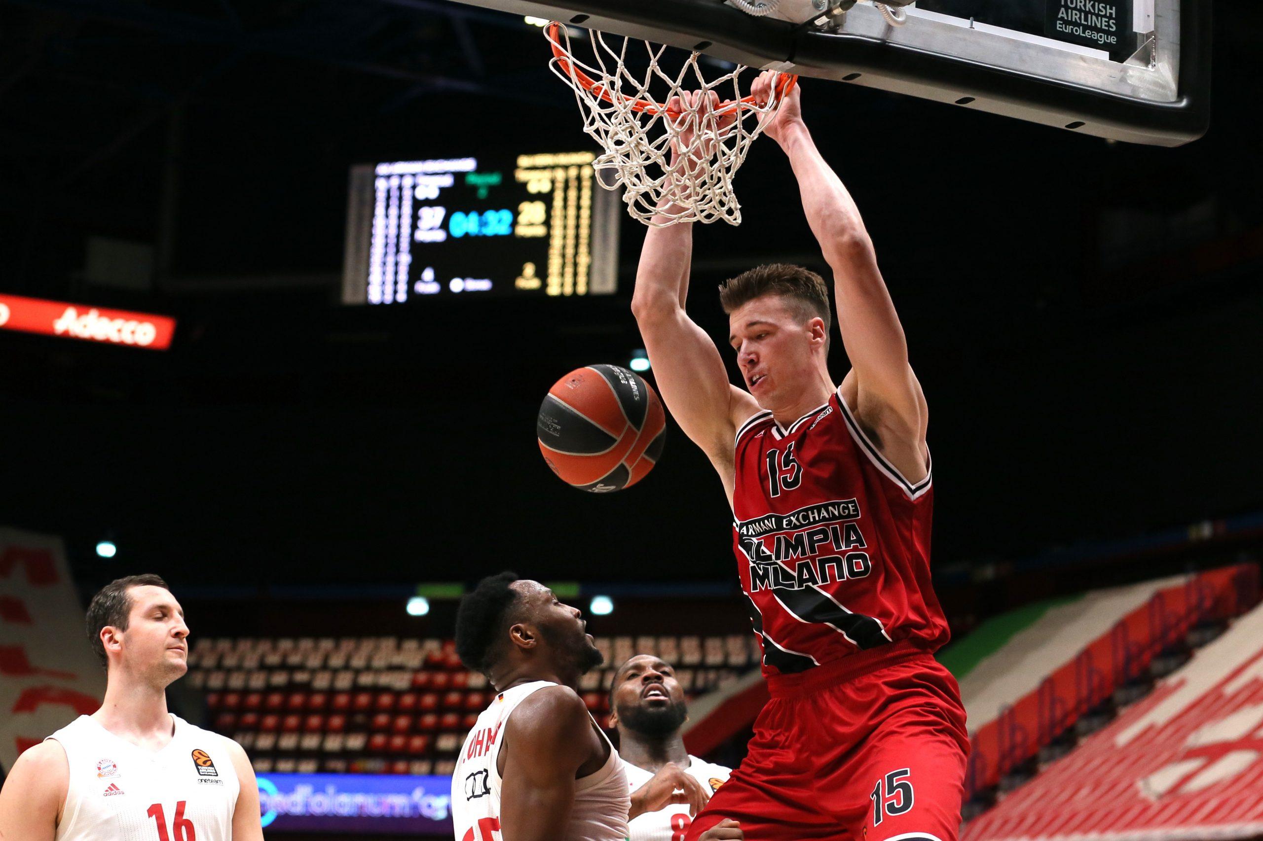 Giuseppe Cottini/Euroleague Basketball via Getty Images