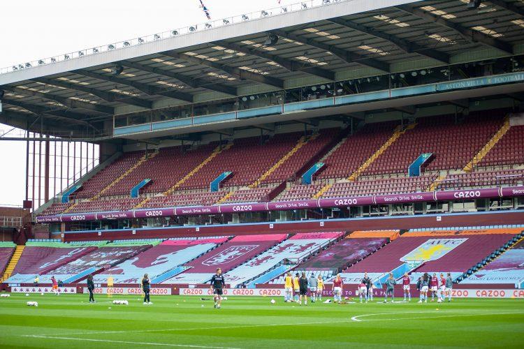 Villa Park Stadium