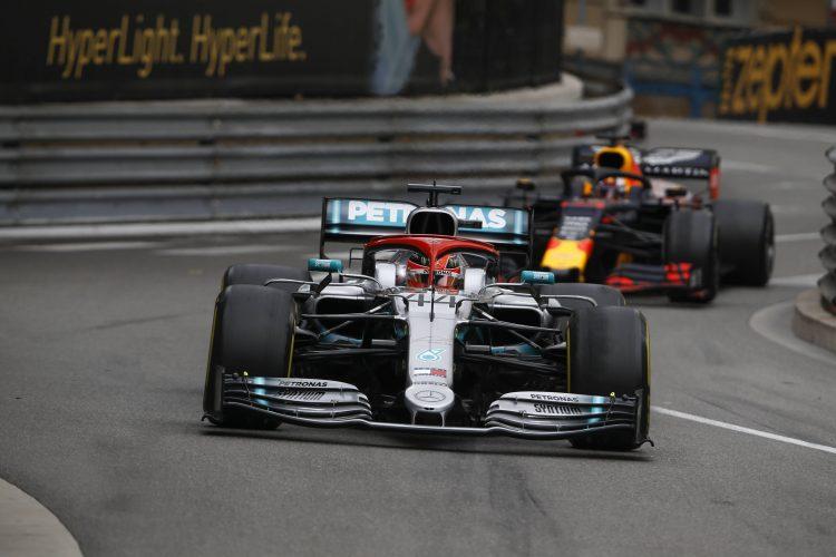 Lewis Hamilton, Monaco