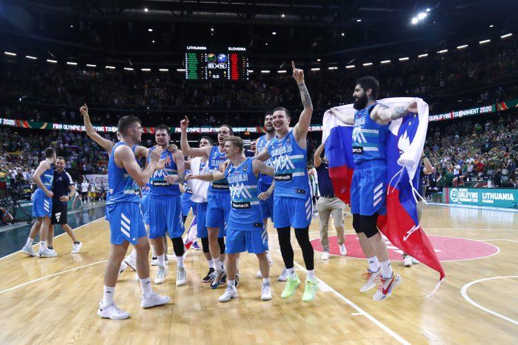 Slovenska košarkarska reprezentanca