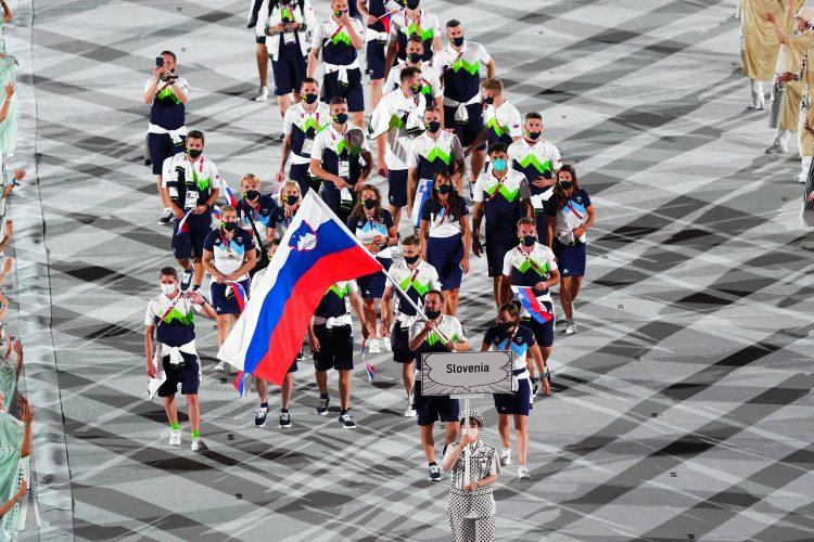 Slovenska olimpijska reprezentanca
