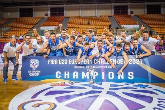 Slovenska košarkarska reprezentanca do 20 let