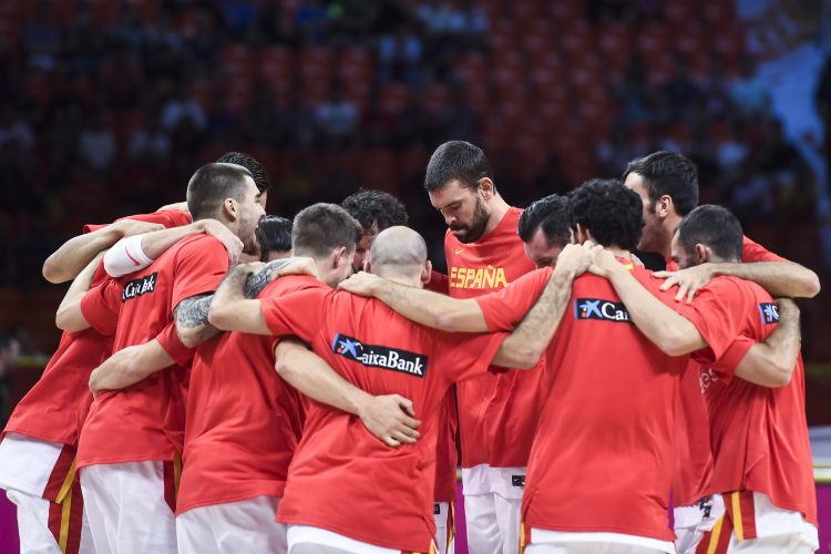 španska košarkarska reprezentanca