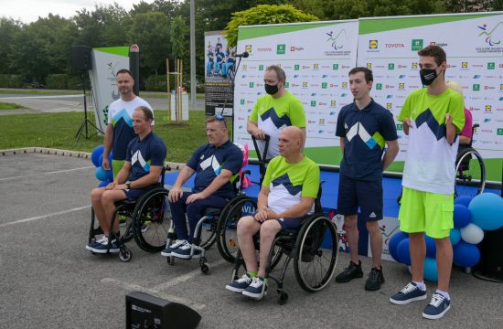 Slovenski paraolimpijski športniki
