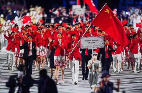 Kitajska olimpijska reprezentanca